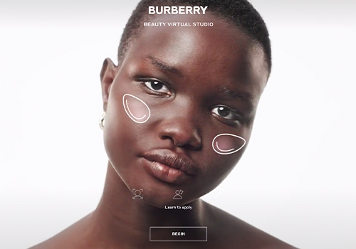 Burberry Beauty Virtual Studio