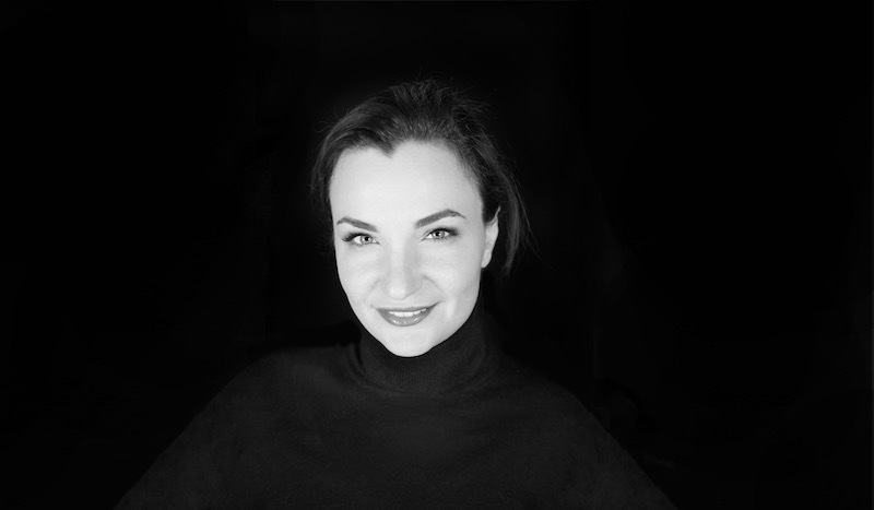 Natali Zakashanska, Creative Director at Galagan Branding Agency, Ukraine