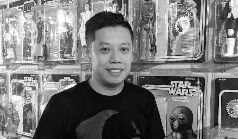 Lester Lim, Creative Director at Creaxis Design, Singapore