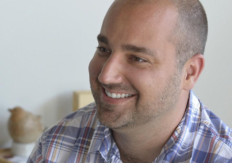 Michael Wilson, Creative Director of Trekk, United States