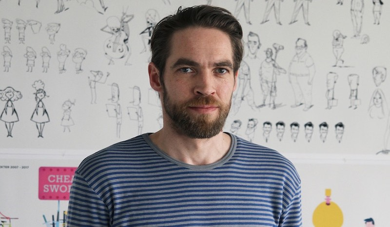 Esben Fisker, Designer & Managing Director & Co-Founder at Benny Box, Denmark